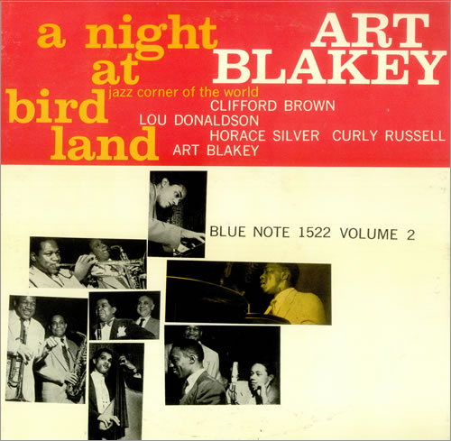 A Night At Bird Land Volume 2